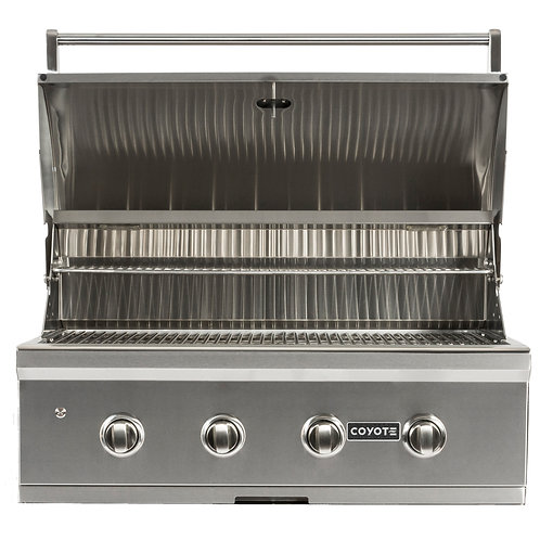 "Coyote C-Series 36"" Grill Built-in"