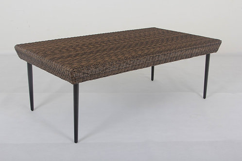 Tacoma Aluminum Relaxed Height Conversation Table