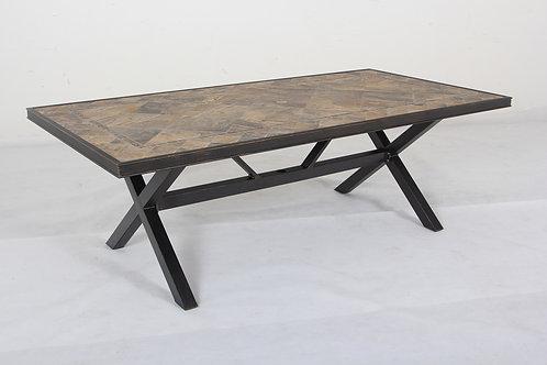 Pacific Shoreline Aluminum Table