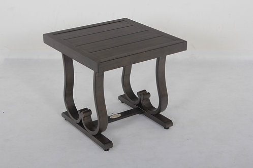 Columbia Aluminum End Table