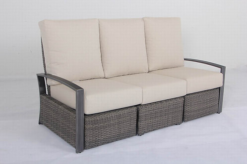 Westbrook 3-Seater Sofa with Recliners on Both Ends