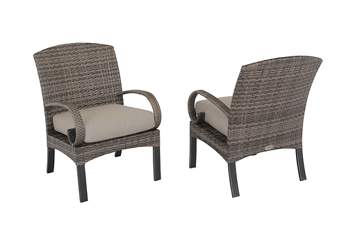 Captiva Isle Aluminum Dining Chair