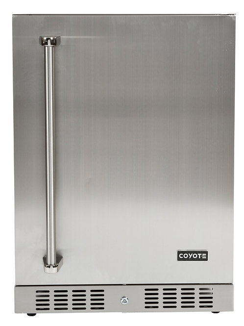 "Coyote 24"" Built-in Refrigerator"