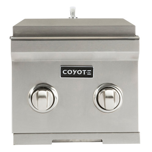 Coyote Double Sided Burner