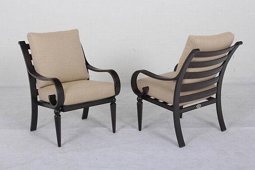 Columbia Aluminum Dining Chair