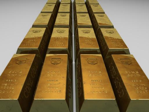 Un anno da record per l'oro
