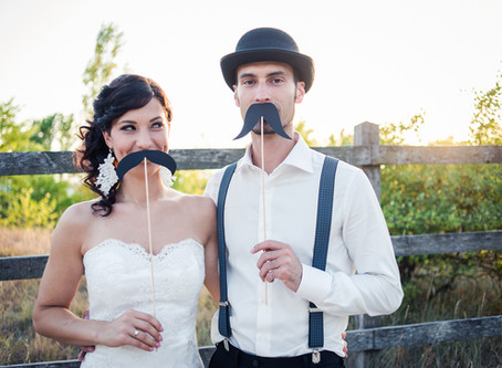 8 Funny Things that Happen at Weddings