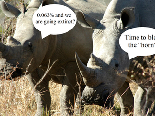 Environmental and Animal Industry We have a Problem: Our impact is only 0.063%