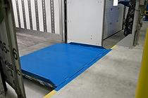 leveler, repair leveler, repair loading dock, loading dock