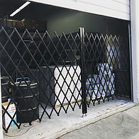 secuirty grills, repair gate