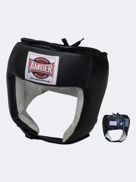 Amber Competition Headgear