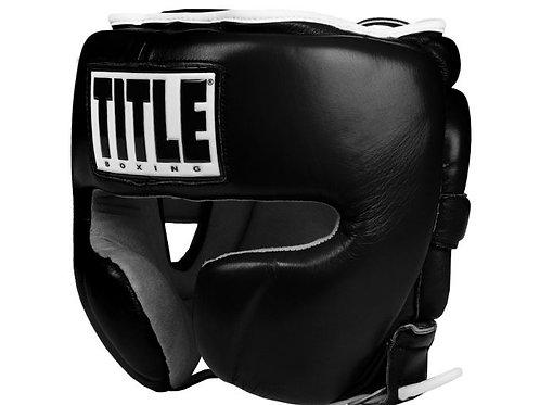 Title Competiton Headgear