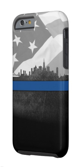 SF Thin Blue Line Phone Case