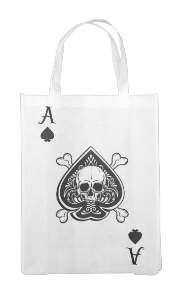 Ace of Spades Tote