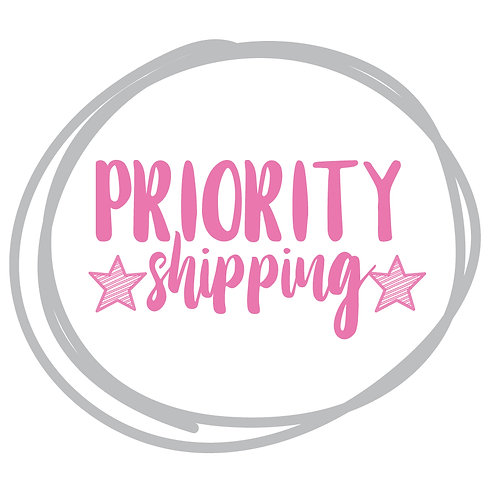 Priority Shipping Upgrade
