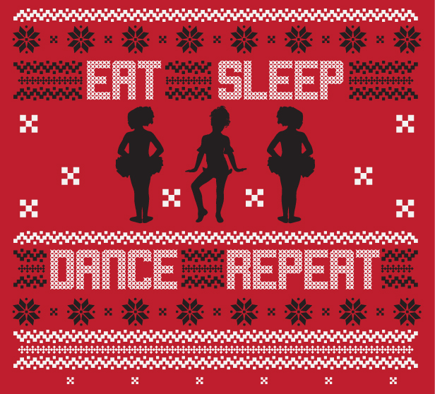 Dance Christmas Sweater