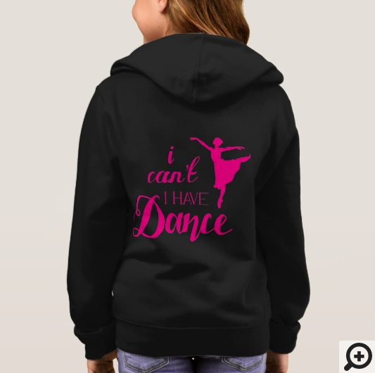I Have Dance Sweatshirt