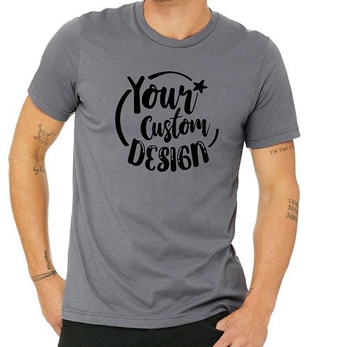 Custom T-Shirt (Adult)