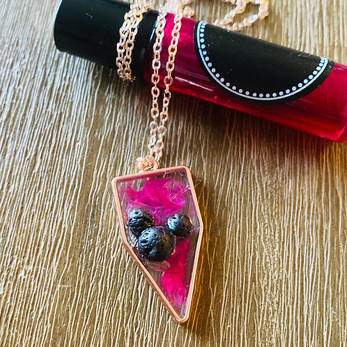 Magical Mouse Diffuser Necklace