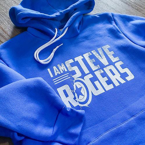 I Am Steve Rogers