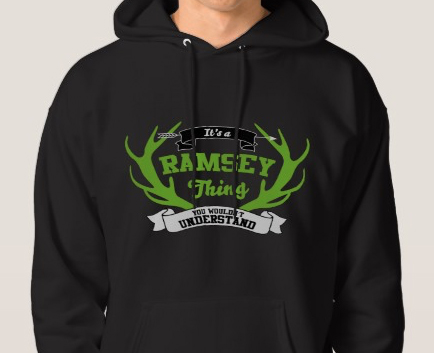 Ramsey Thing Sweatshirt
