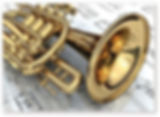 Trumpet with sheet music 2.jpg