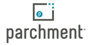 Logo for Parchment Exchange Website
