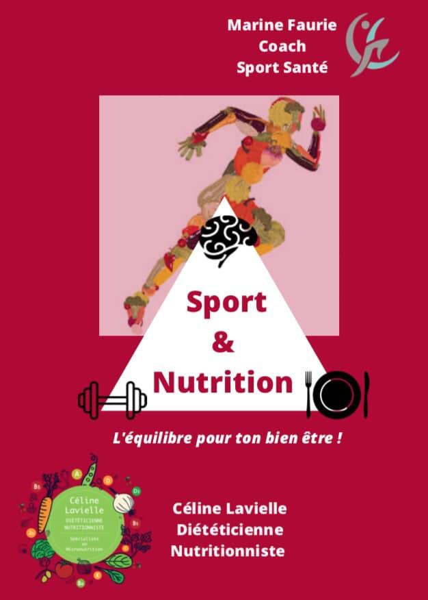 NOUVEAU ! FORFAIT SPORT&NUTRITION