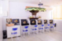 Sala de tecnologia