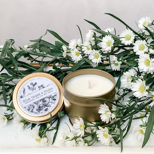 The Bathing Raven Soy Candle