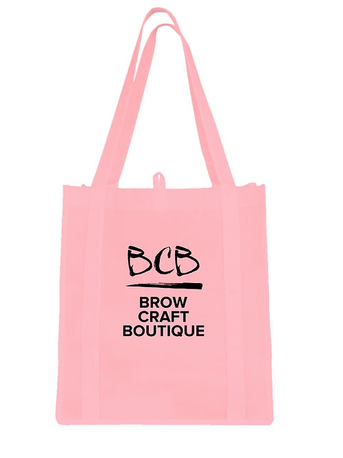 Brow Craft Boutique Tote