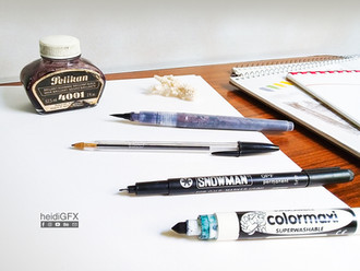5 Reasons Why You Should Inktober