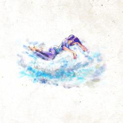 Cloud Digital Painting heidiGFX