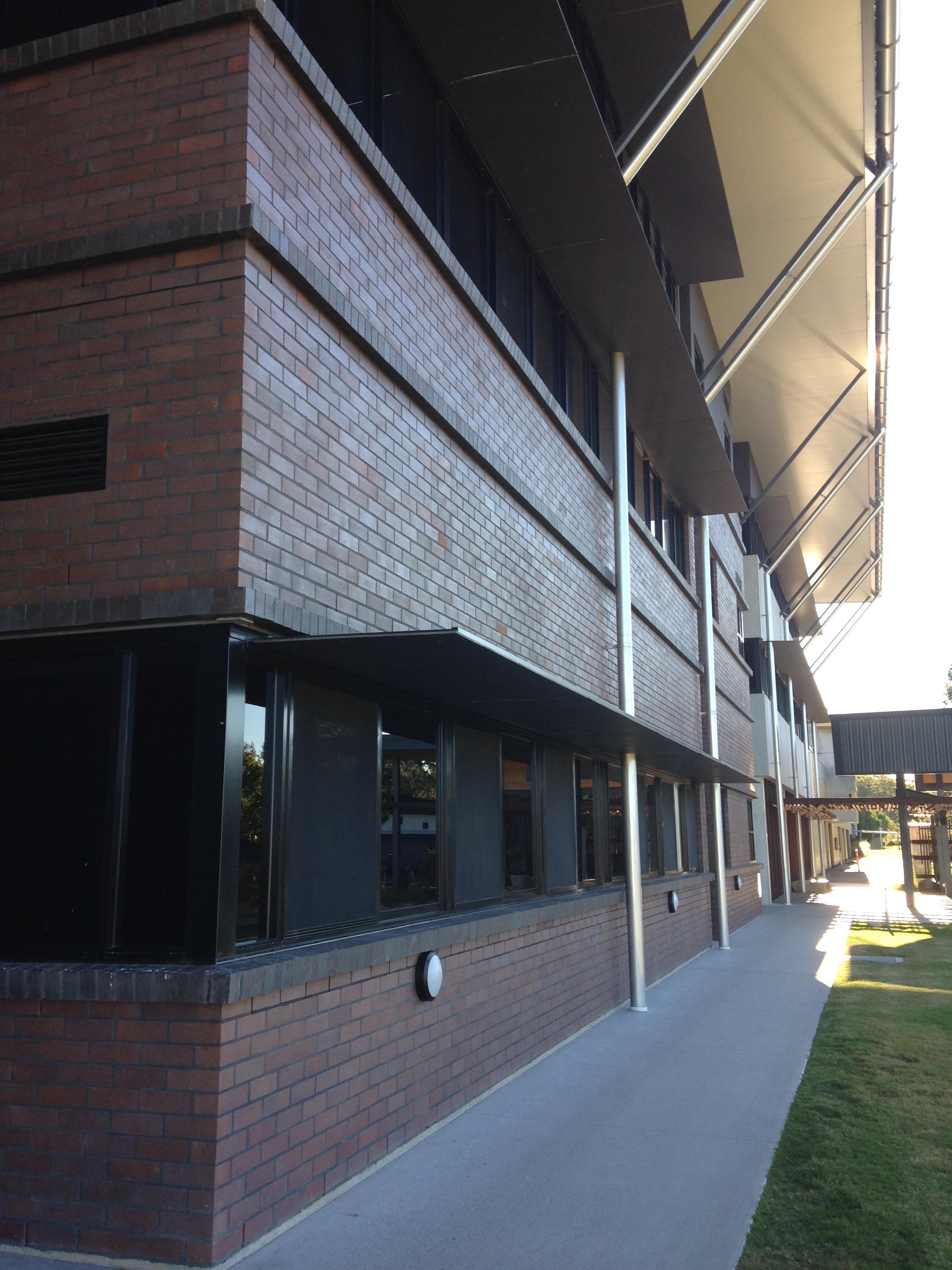 Building E - USC