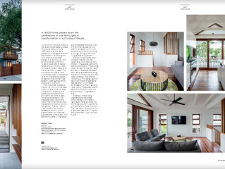 Our Project M featured in Duo Magazine