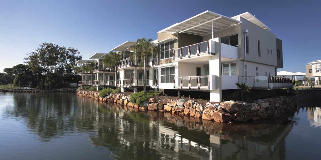 Water Gallery Apartments