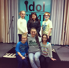 Idol Time Vocal Academy, Idol Time, Kayla Caffrey, Singing Lessons Ocean County NJ, New jersey Singing class, voice, self esteem building NJ, confidence and singing, Idol Time Academy,