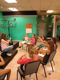 Idol Time, New Jersey Singing Lessons, Singing Classes NJ, group voice classes for children, building confidence in children, Kayla Caffrey, Singing Workshops NJ, Vocal Showcases Idol Time, Idol Time Vocal Academy