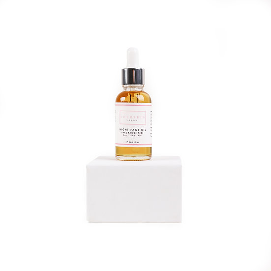 Fragrance Free Night Face Oil