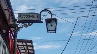 サンフラワー通り #日光門前に暮らす #8