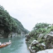 11:00|石畳の風景、長瀞川下りツアー