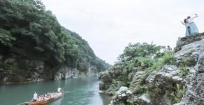 石畳の風景|長瀞川下りツアー
