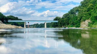 豊かで美しい水環境と水に育てられた文化