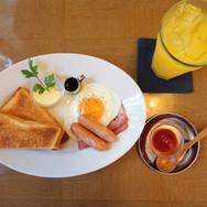 08:00|毎日の朝食|美味しい朝ごはんから始まる毎日