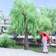 10:00|倉敷散歩|和服で散歩がしたくなるまち
