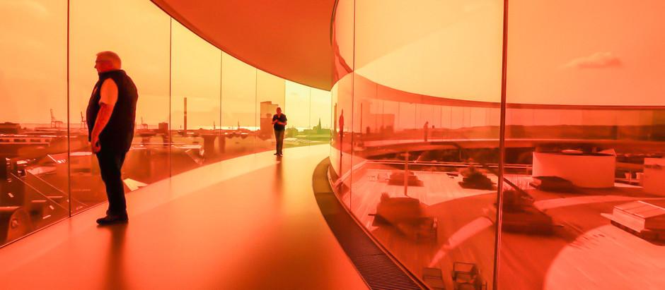 14:00 アロス オーフス美術館 美術のあるまち