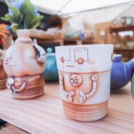 14:00 陶器のまち、土の文化