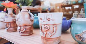陶器のまち|土の文化