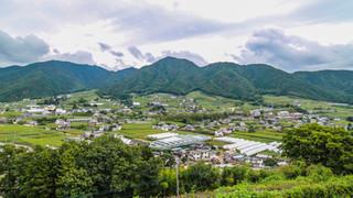 11:00|日本のアルプス暮らし、ぶどうの町