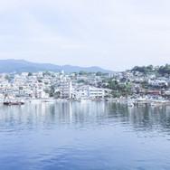 10:00|「美の町」真鶴町、港を眺める